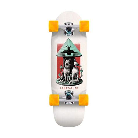 tugboat dog landyachtz tugboat dog temple 30 x 9 complete