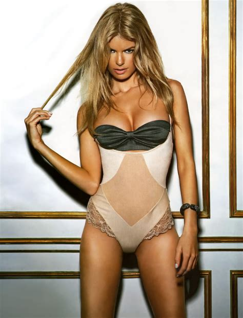 Marisa Miller Gets On by Marisa Miller Beautiful In Supermodel