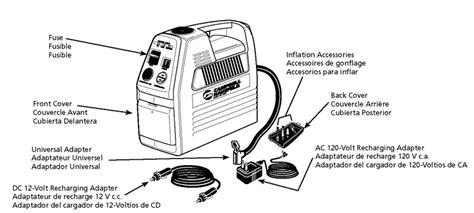 campbell hausfeld cc ccav inflator parts