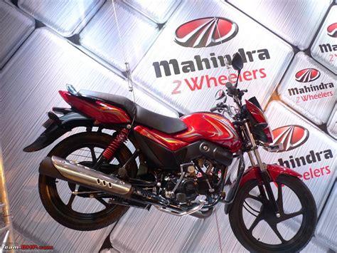 mahindra 2 wheeler mahindra 2 wheelers unveils its centuro pantero bikes
