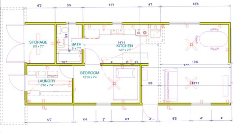 conex box floor plans studio design gallery best