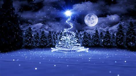 animated christmas card template christmas  moonlight youtube