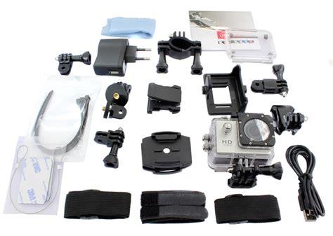 Kamera Sj4000 Wifi Monopod Mmc 16 Gb Gopro Xiaomi Yi Sj sjcam sj4000 wifi starter bundle