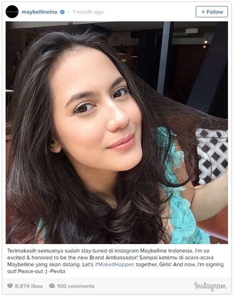 Maybelline Indonesia how maybelline became the best performing brand on instagram in indonesia unmetric