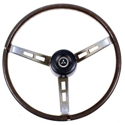1968 dodge charger steering wheel 1968 dodge charger steering wheel vtg mopar car
