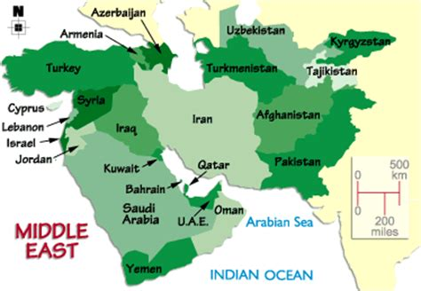 middle east map continent qsl information pages clandestine stations to middle east