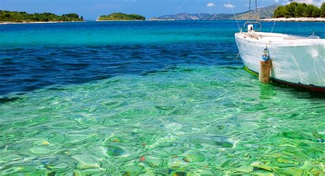 clearest ocean water in the world croatia makes list of 10 spots with clearest waters in the