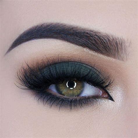 Eyeshadow Green 25 best ideas about green smokey eye on green eyeshadow green makeup and make up green