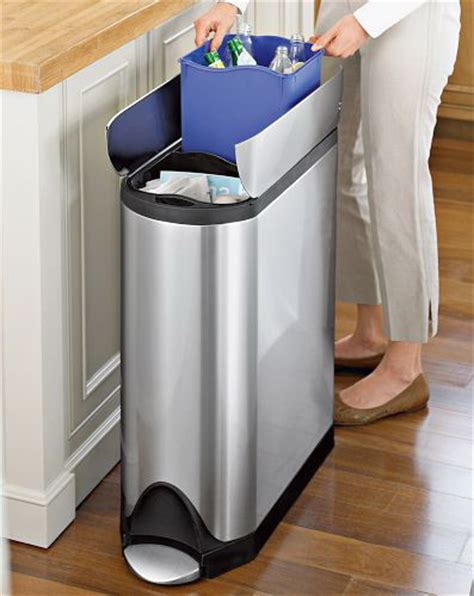 Kitchen Cabinet Trash Can Several Sensible Points To Contemplate When Selecting