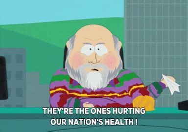 rob reiner south park rob reiner makeup gif by south park find on giphy