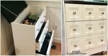 Ikea Tool Storage stylish tool storage from an ikea rast dresser ikea