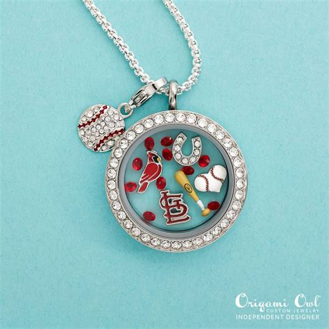 Origami Owl Team - st louis cardinals o2 has partnered with mlb so you can