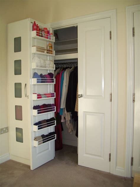 best storage solutions 25 best ideas about closet door storage on pinterest