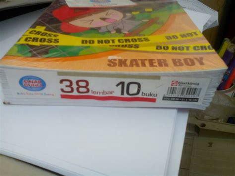 Buku Tulis Sinar Dunia Sidu 10x38 Lembar jual buku tulis sinar dunia sidu 38 lembar grosir noor media store