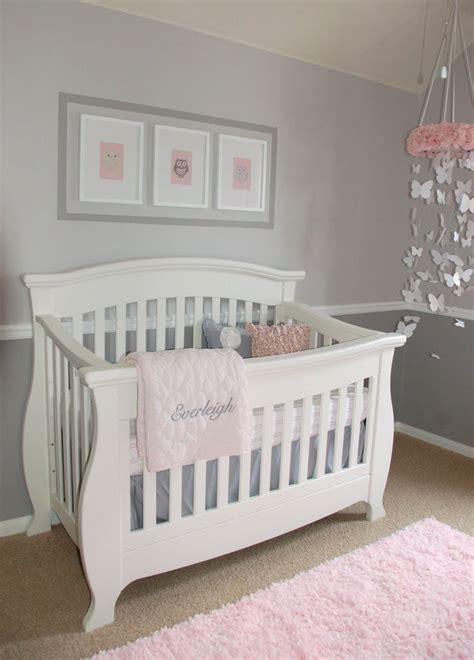 grey baby bedroom articles with pink and gray baby room decor tag gray baby