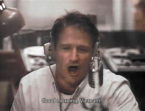 movie quotes vietnam g is for good morning vietnam i picked up a pen one day