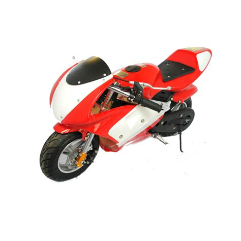mini motocross bike mini moto 49cc race bike red bikes 4 fun