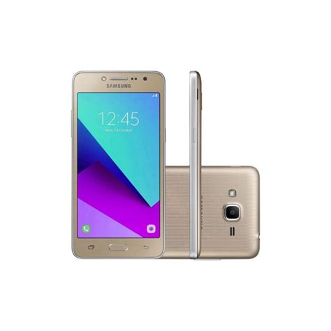 Samsung J2 Prime G532g Celular Samsung J2 Prime 8gb G532g Ds Dual Dourado