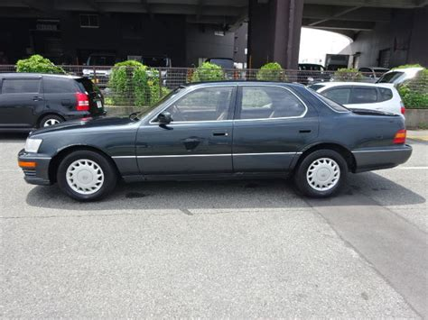jdm lexus ls400 1991 toyota celsior lexus ls400 v8 jdm rhd sedan all