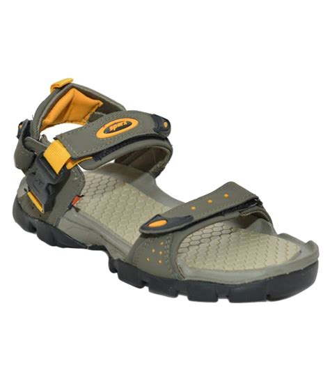 Sandal Sdl 22 Green by Sparx Green Floater Sandals Price In India Buy Sparx