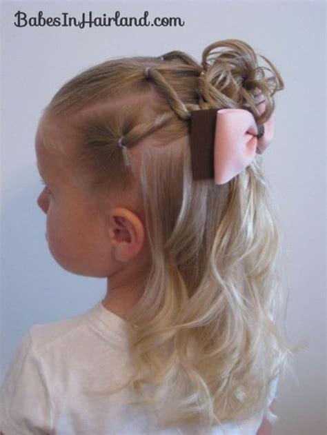 easy kid hairstyles ideas  pinterest braids