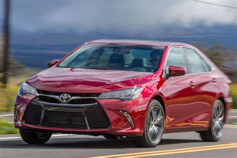 How Much Does A Toyota Camry Weigh The Most Memorable Cars Of 2016