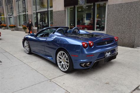 2006 f430 spider for sale 2006 f430 spider f1 spider stock gc1837 for sale