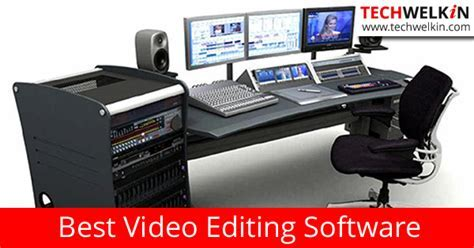 10 Best Video Editing Software: Both Free and Professional