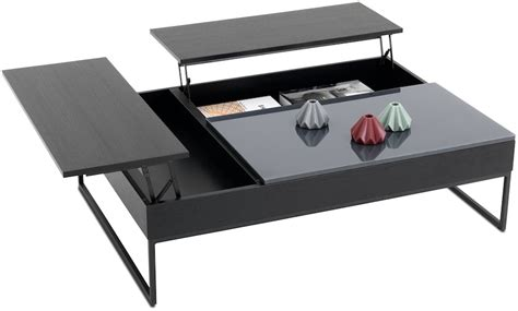 designing for small spaces coffee tables with storage - Small Space Lift Top Coffee Table