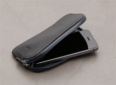 pocket review bellroy elements phone pocket review david hughes