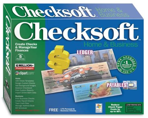 Checksoft Home And Business by Free Account Software Checksoft Home Business Free