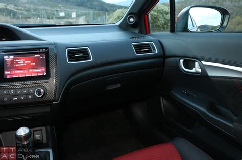 inside honda civic 2015 honda civic si sedan interior 004 the about cars