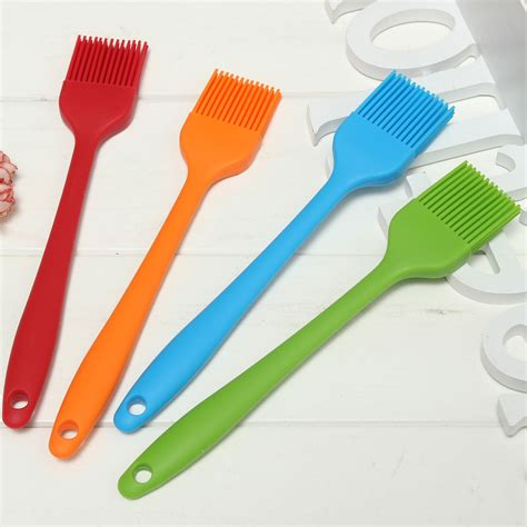 Kuas Bbq Silicone Pastry Brush silicone bbq and pastry brush