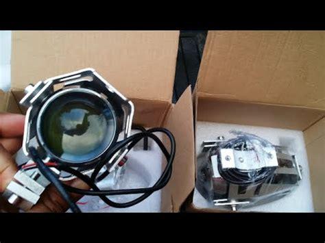 Led U5 cree u5 led motorcycle fog lights part 1