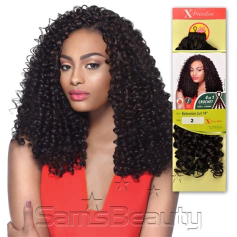 expression curl curly crochet braids with xpression hair creatys for