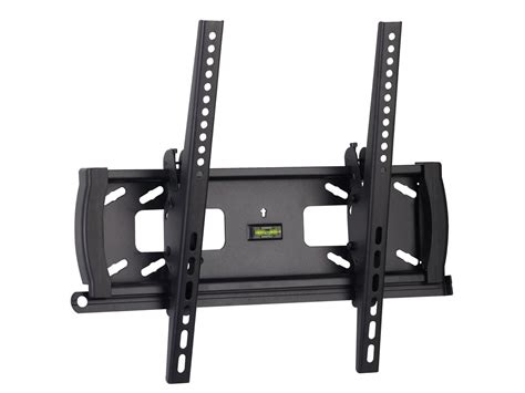 wall mount pattern tilt tv wall mount bracket for tvs 32in to 55in max