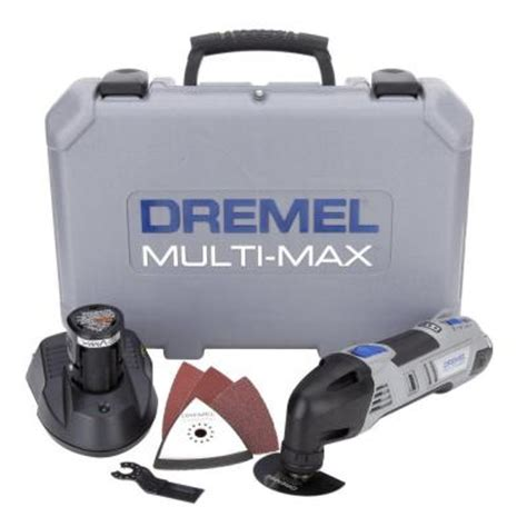 dremel 12 volt max multi max tool kit 8300 01 the home depot
