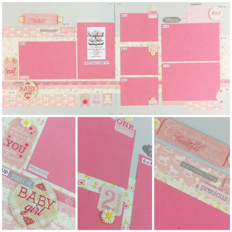 scrapbook layout sites authentique cuddle girlbest site for scrapbook layouts