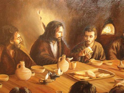 la ultima cena de jesus y sus discipulos ultima cena cronicadeunatraicion