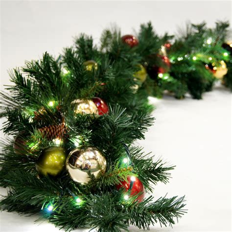 ready dressed christmas tree lighting trees garlands and wreaths baubles and tree