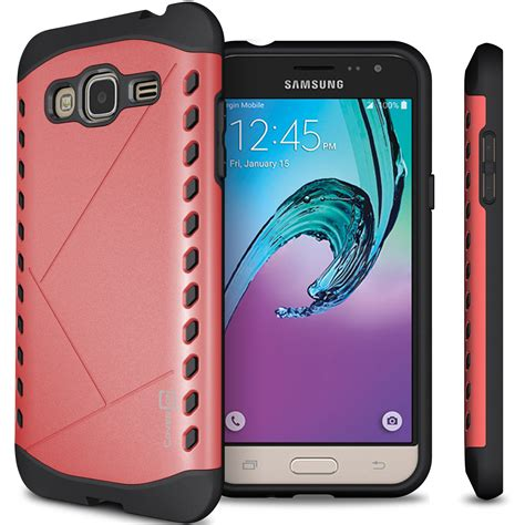 Samsung Galaxy J3 2016 Anti Knock Slim Hybrid Rugged Ar Diskon slim hybrid phone cover for samsung galaxy j3 v j3 j3 galaxy 2016