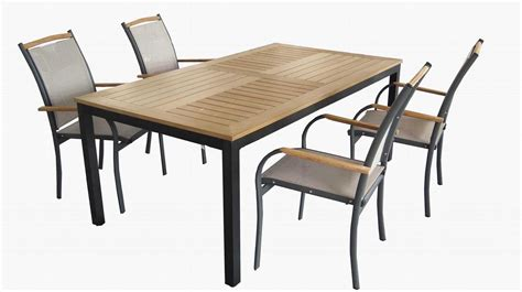 Plastic Dining Table And Chairs Plastic Wood Furniture Furniture Design Ideas