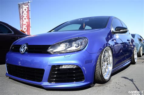 volkswagen golf blue blue metallic vw golf mk6 vw golf tuning