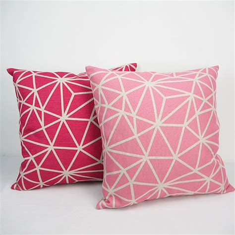 pink pillow pink pillow cover light pink pillow by homedecoryi