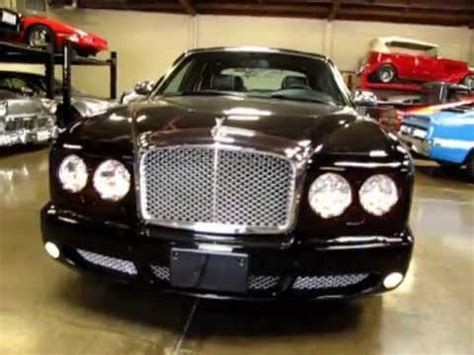 2009 bentley arnage t for sale 2009 bentley arnage series for sale 1 of 150 made