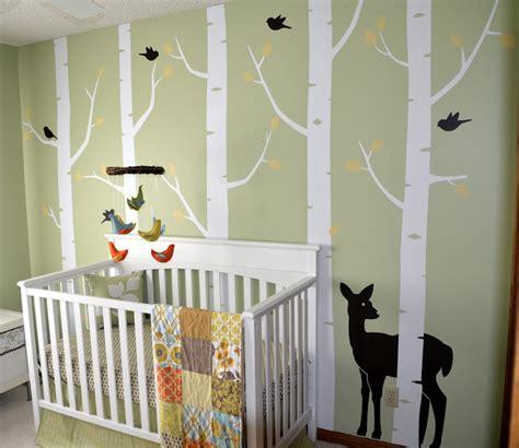 Fox Nursery Bedding The Desires Of My Heart Baby B S Woodland Nursery