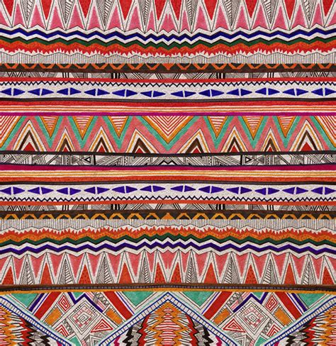 tribal pattern drawn tribal abstract hand drawn patterns on behance
