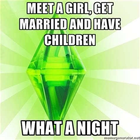 The Sims Memes - sims meme