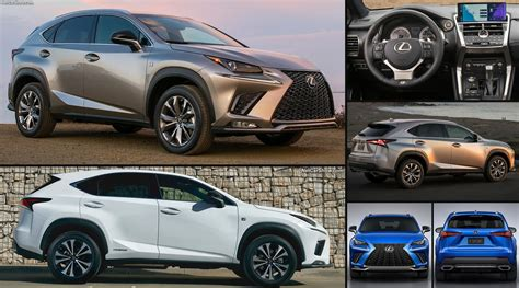 Nowy Lexus Nx 2019 by Lexus Nx 2018 Pictures Information Specs