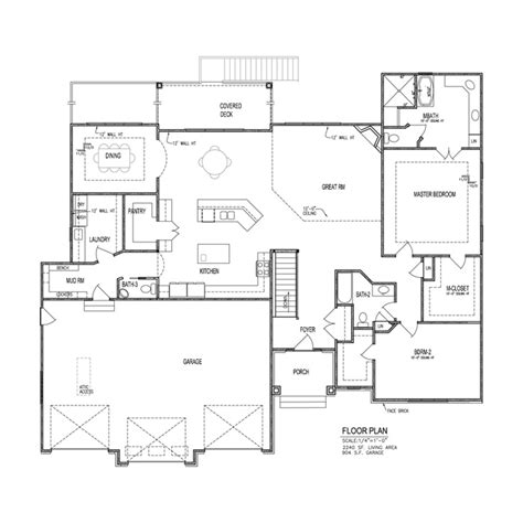 nathan homes omaha tuscan 2 floor plan main floor home plans i love pinterest home